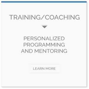 Training / Coaching