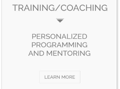 Training / Coaching